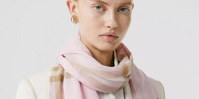 Модные шарфы 2021-2022